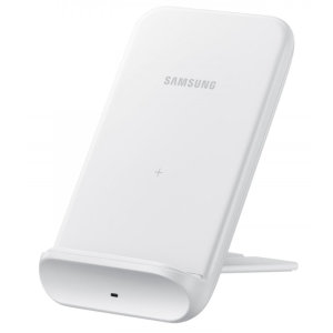Charge your wireless compatible Samsung devices  quickly with the official foldable fast wireless charging stand 9W in White. Spend less time waiting around for your phone to charge with this official Samsung fast wireless charging stand.
