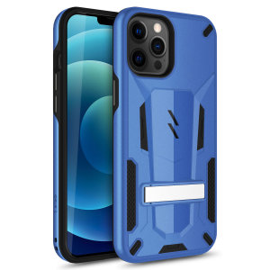 Zizo Transform Series iPhone 12 Pro Tough Case - Blue/Black