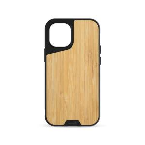 Superior absorption protection with added functionality in a slim, sleek bamboo design for your iPhone 12 mini. Perfect for adding a bit of style to your everyday life.