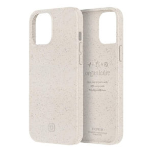 Help reduce the amount of plastic in landfill with this stunning, plant-based, natural Incipio Organicore 2.0 case for the iPhone 12 mini. It has all the best features of a phone case, as well as being 100% compostable, making it a perfect alternative.