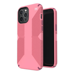 Speck iPhone 12 Pro Max Presidio2 Grip Slim Case - Pink