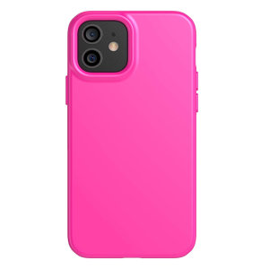 The lightweight, tailored design of this super-slim and stylish case will protect your iPhone mini and its camera. The easy-to-press buttons add another fun level of interaction while the self-cleaning materials ensure the case stays hygienically clean.