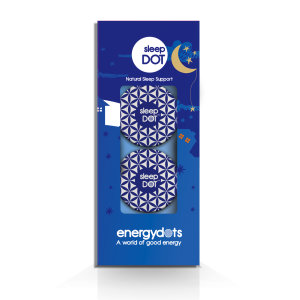 Constantly tossing and turning at night? SleepDOT provides protection against EMF radiation emitted from technology in your room, allowing the slowdown of your brainwaves and improving sleep quality.