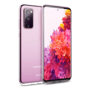 Custom moulded for the Samsung Galaxy S20 Fan Edition / FE 5G, this 100% clear Ultra-Thin case by Olixar provides slim fitting and durable protection against damage. With a crystal clear finish, showcase the beauty of your phone in any setting.