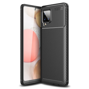 Olixar Carbon Fibre case is a perfect choice for those who need both the looks and protection! A flexible TPU material is paired with an eye-catching carbon print to make sure your Samsung Galaxy A42 5G is well-protected, whilst still looking great.