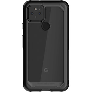 Equip your new Google Pixel 5 with the most extreme and durable protection around! In Black Aluminum, the Atomic Slim 3 from Ghostek provides rugged drop and scratch protection whilst keeping the phone slim and stylish.