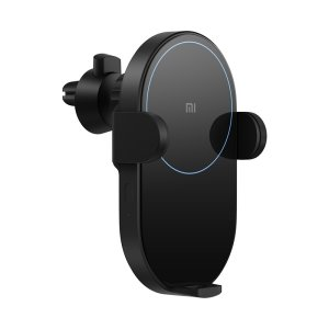 Wirelessly fast charge your Qi-enabled Android smartphone in the car with this Xiaomi wireless charging car holder. Securely position your phone in either portrait or landscape all while enjoying convenient, 20W wireless fast charging!
