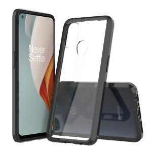Olixar Exoshield OnePlus Nord N100 Protective Case - Black