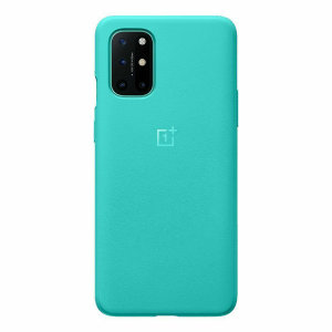Official OnePlus 8T Sandstone Bumper Case - Blue