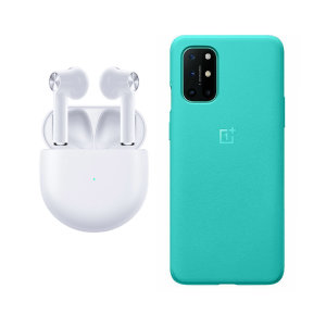 Official OnePlus 8T True Wireless EarBuds - White