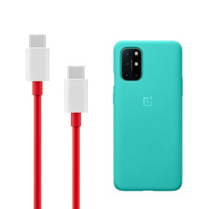 Official OnePlus 8T Warp Charge USB-C To C Cable (100cm)