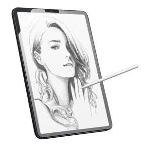 Fall in love with drawing and writing on your iPad Pro. This screen protector from PaperLike, is developed for those who want to express their creative freedom with the precision of paper in a paperless environment.