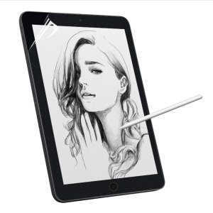 Fall in love with drawing and writing on your iPad with a smooth anti-glare finish. This screen protector from PaperLike, is developed for those who want to express their creative freedom with the precision of paper in a paperless environment.