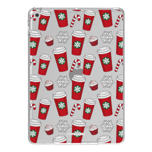 LoveCases iPad 10.2 2020 Gel Case - Christmas Red Cups