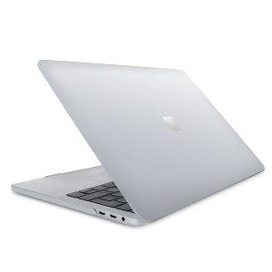 "Olixar ToughGuard Macbook Pro 13"" 2020 Hard Shell Case - Clear"