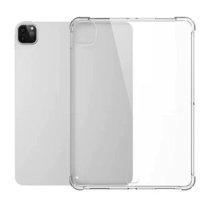 "Ultra-Thin iPad Air 4 9.7"" 2020 4th Gen. Anti-Shock Gel Case - Clear"