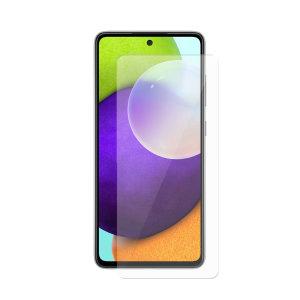 Olixar Samsung Galaxy A52 Tempered Glass Screen Protector