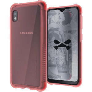 Ghostek Covert 3 Samsung Galaxy A10e Case - Pink