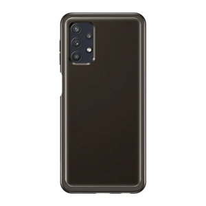 Official Samsung Galaxy A32 5G Slim Cover - Clear Black