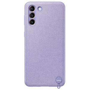 Official Samsung Galaxy S21 Plus Kvadrat Cover Case - Violet