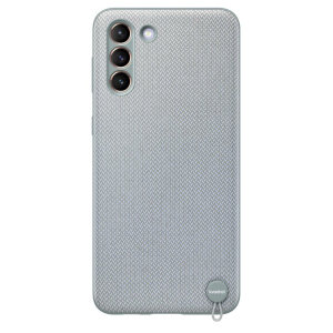 Official Samsung Galaxy S21 Plus Kvadrat Cover Case - Mint Grey
