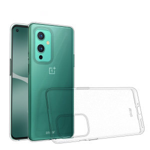 Olixar Ultra-Thin OnePlus 9 Case - 100% Clear