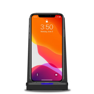 Olixar iPhone 11 Pro 10W Wireless Charging Stand With Cooling Fan