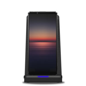 Want to be able to use your Sony Xperia 1 II whilst it charges & not worry about overheating? Well, with the Olixar 10W Wireless Charging Stand With Cooling Fan you can! The fan will keep your phone cool, helping keep your battery healthier for longer!
