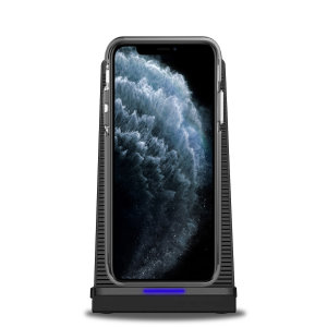 Want to be able to use your iPhone 11 Pro Max whilst it charges & not worry about overheating? Well, with the Olixar 10W Wireless Charging Stand With Cooling Fan you can! The fan will keep your phone cool, helping keep your battery healthier for longer.