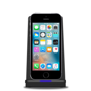 Olixar iPhone SE 10W Wireless Charging Stand With Cooling Fan