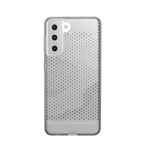 The stunning, Urban Armour Gear Lucent Series Slim Case in Ice for the Samsung Galaxy S21 not only has a modern, sophisticated design, but also offers unrivalled, military-tested, 360 degree protection from scrapes, bumps and drops.