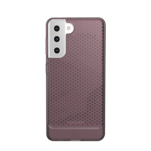 The stunning, Urban Armour Gear Lucent Case in Dusty Rose for the Samsung Galaxy S21 not only has a modern, sophisticated design, but also offers unrivalled, military-tested, 360 degree protection from scrapes, bumps and drops.