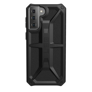 The Urban Armour Gear Monarch in carbon fibre for the Samsung Galaxy S21 is quite possibly the king of protective cases. With 5 layers of premium protection and the finest materials, your phone is safe, secure and in ultimate style too.