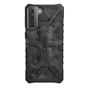 UAG Pathfinder Samsung Galaxy S21 Plus Protective Case - Camo