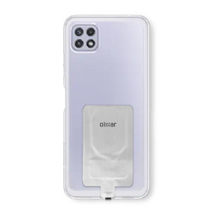 Add wireless charging to your Samsung Galaxy A22 5G without replacing your back cover or case with this Olixar Ultra Thin USB-C Wireless Charging Adapter.