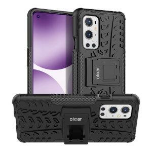 Olixar ArmourDillo Oneplus 9 Pro Protective Case - Black