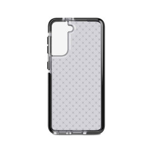 Tech21 Samsung Galaxy S21 Evo Check Protective Case - Smokey / Black