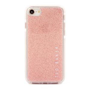 Ted Baker Roosie iPhone SE 2020 Anti-Shock Case - Glitter
