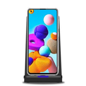 Olixar Samsung Galaxy A21s 10W Wireless Charging Stand W/ Cooling Fan