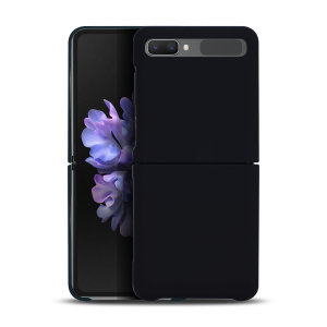 Olixar Fortis Samsung Galaxy Z Flip Case - Black