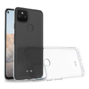 Olixar Ultra-Thin Google Pixel 5a Case - 100% Clear