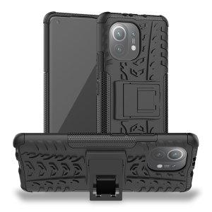 Olixar ArmourDillo Xiaomi Mi 11 Protective Case - Black