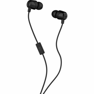 Skullcandy Jib In-Ear Headphones With Microphone - Black