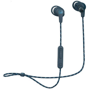 Braven Flye Sport Burst Waterproof Wireless In-Ear Headphones - Blue