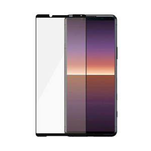 PanzerGlass Sony Xperia 1 III Glass Screen Protector - Black