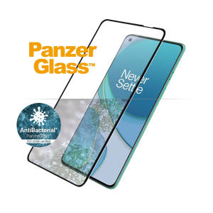 PanzerGlass OnePlus 9 Glass Screen Protector - Black