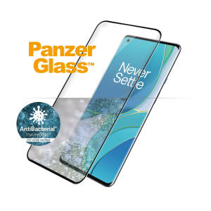 PanzerGlass OnePlus 9 Pro Glass Screen Protector - Black