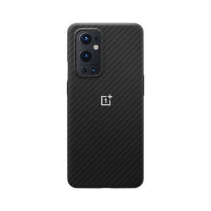Official OnePlus 9 Pro Karbon Bumper Case - Black