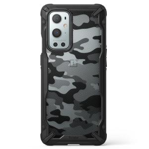 Ringke Fusion X OnePlus 9 Pro Protective Case - Camo Black