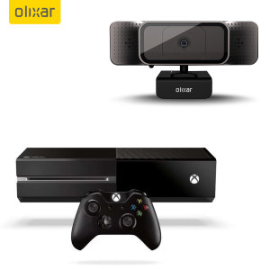 Olixar Xbox One HD 720p USB Webcam With Mic - Black